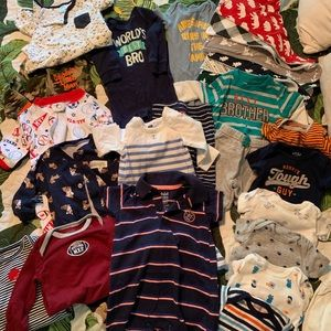 Baby Clothes - variety